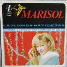 Música de colección: MARISOL: CANCIONES NAVIDEÑAS. CUATRICROMÍA, PRUEBA DE COLOR. 7 PÁGINAS. Lote 125189035