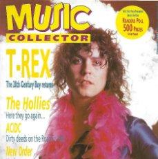 Música de colección: MUSIC COLLECTOR Nº 32. REVISTA MUSICAL. OCTUBRE DE 1991. ORIGINAL U.K. 98 PÁGINAS. EN INGLÉS. Lote 125224467