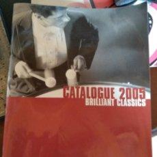 Música de colección: CATÁLOGO BRILLIANT CLASSICS 2005 . Lote 126710483