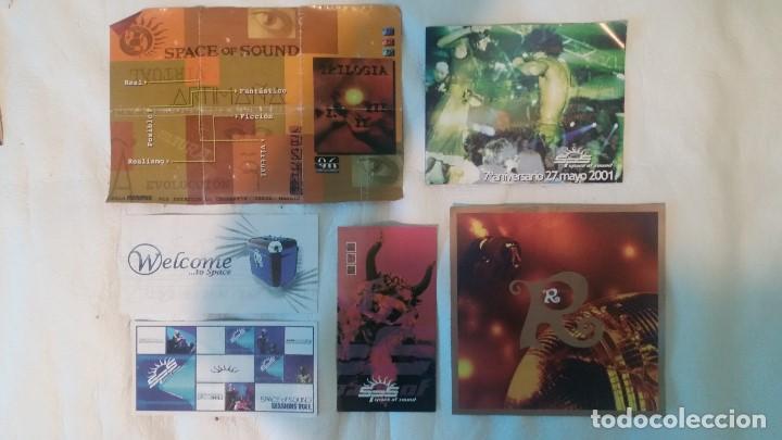 Música de colección: Lote Flyers Discoteca Space of Sound - Foto 3 - 127900403
