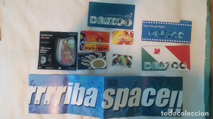 Música de colección: Lote Flyers Discoteca Space of Sound - Foto 4 - 127900403