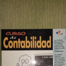 Música de colección: CURSO DE CONTABILIDAD EN CD ROM. Lote 128121695