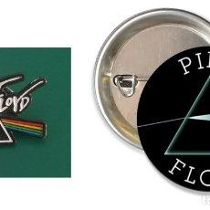 Musique de collection: PIN + CHAPA ALFILER 38 MM PINK FLOYD. Lote 114175187