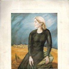 Música de colección: DÍPTICO * MARIA DOLORES PRADERA CON LOS GEMELOS * PALAU DE LA MUSICA 1973 (28 X 21). Lote 130320778