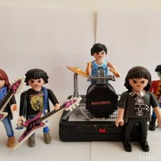 Música de colección: PLAYMOBIL IRON MAIDEN HEAVY THE TROOPER WASTED YEARS. Lote 174311468