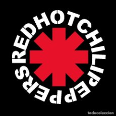 Música de colección: RED HOT CHILLI PEPPERS CAMISETA. Lote 132064078