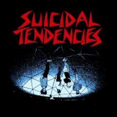 Música de colección: SUICIDAL TENDENCIES CAMISETA. Lote 132064206