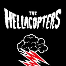 Música de colección: HELLACOPTERS CAMISETA. Lote 132067326