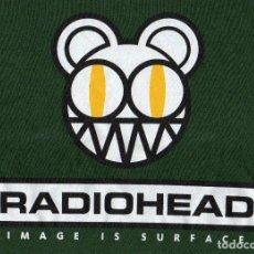 Música de colección: RADIOHEAD CAMISETA. Lote 132073258