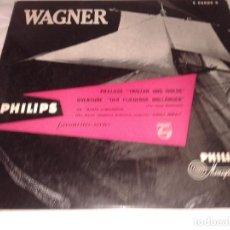 Música de colección: WAGNER, PHILIPS, MINIGROOVE 33 1/3. Lote 132196810