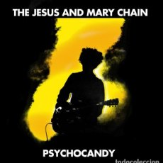 Música de colección: THE JESUS AND MARY CHAIN CAMISETA. Lote 132651082