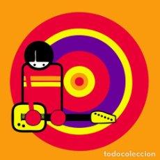 Música de colección: LOS PLANETAS CAMISETA. Lote 132651898