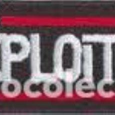 Música de colección: EXPLOITED - LOGO - PAR. Lote 133120623