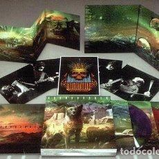 Música de colección: SOUNDGARDEN - TELEPHANTASM - 2XCD + DVD + 3XLP + 7 INCH - BOX SET - BOXSET. Lote 133126478