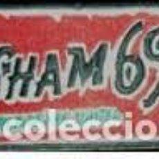 Música de colección: SHAM 69 - LOGO - IF THE KIDS ARE UNITED - PAR. Lote 133131366