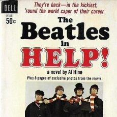 Música de colección: BEATLES, THE: HELP. LA PELÍCULA NOVELADA. LIBRO ORIGINAL U.S.A. 1965. EN INGLÉS. Lote 133695882