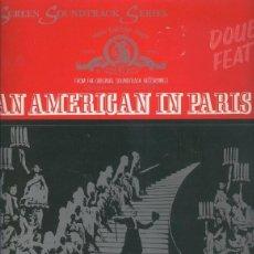 Música de colección: DISCO LP: AN AMERICAN IN PARIS. Lote 134064470