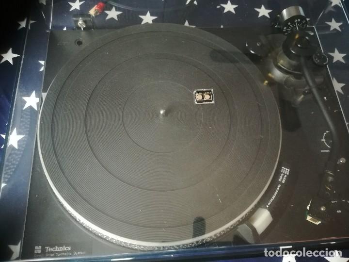 Usado, Estupendo tocadiscos iconico de TECHNICS SL 2000 segunda mano