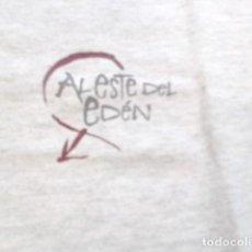 Música de colección: CAMISETA AL ESTE DEL EDEN ( QUERIENDOTE ) 1999 NUEVA PROMO. Lote 134949934