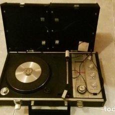 Música de colección: TOCADISCOS PORTÁTIL. Lote 134957478