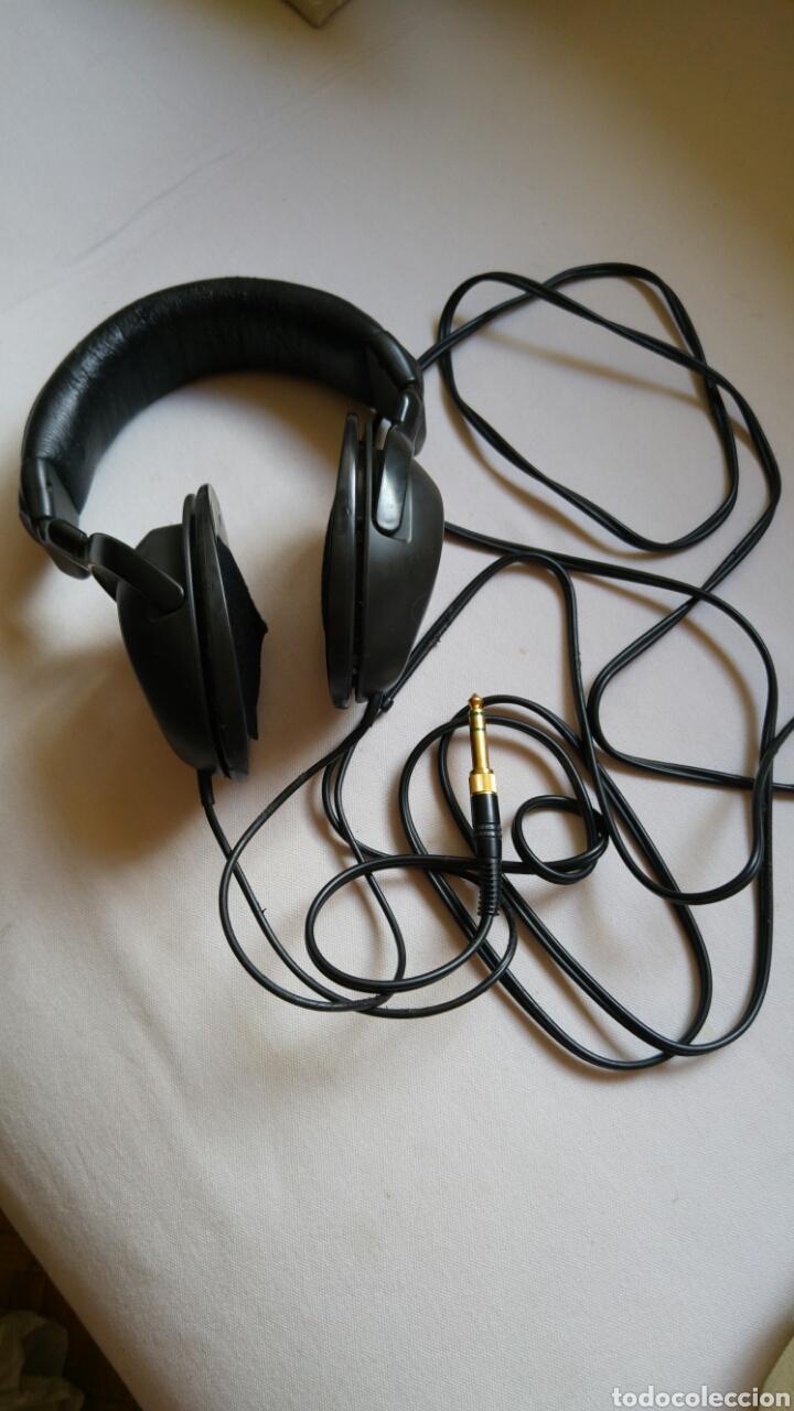 Auriculares cascos SONY MDR CD550 segunda mano