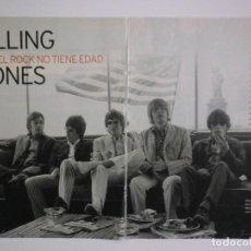 Música de colección: ROLLING STONES REPORTAJE REVISTA . Lote 136264638