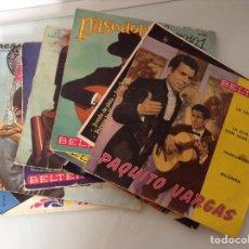 Música de colección: LOTE SINGLES VINILO DEFECTUOSOS. Lote 136442681