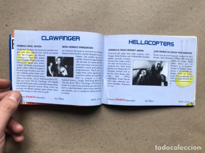 Música de colección: ROCK AZOKA 99. GUÍA FESTIVAL EN BILBAO: CLAWFINGER, HELLACOPTERS, FERMÍN MUGURUZA, ROSENDO, LOS ENEM - Foto 12 - 139996558