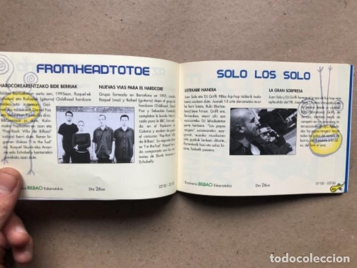 Música de colección: ROCK AZOKA 99. GUÍA FESTIVAL EN BILBAO: CLAWFINGER, HELLACOPTERS, FERMÍN MUGURUZA, ROSENDO, LOS ENEM - Foto 14 - 139996558