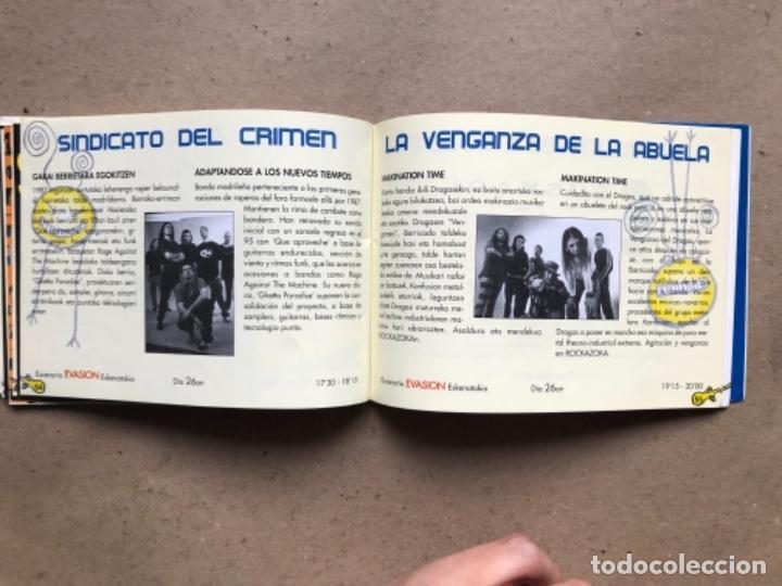 Música de colección: ROCK AZOKA 99. GUÍA FESTIVAL EN BILBAO: CLAWFINGER, HELLACOPTERS, FERMÍN MUGURUZA, ROSENDO, LOS ENEM - Foto 15 - 139996558