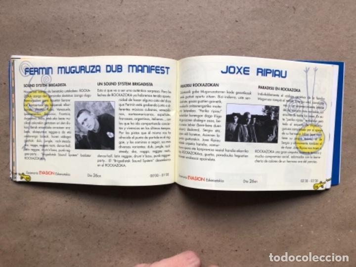 Música de colección: ROCK AZOKA 99. GUÍA FESTIVAL EN BILBAO: CLAWFINGER, HELLACOPTERS, FERMÍN MUGURUZA, ROSENDO, LOS ENEM - Foto 17 - 139996558