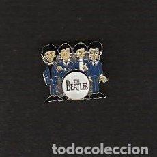 Música de colección: THE BEATLES: PIN CARTOONS- PRODUCTO OFICIAL TRADEMARK-1999 APPLE CORPS-NUEVO!!. Lote 154774838