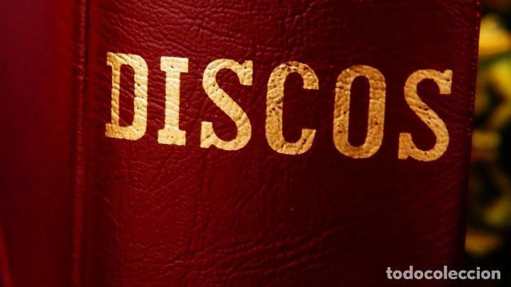 Música de colección: ESTUCHE PARA VINILOS LP AÑOS 60'S NUNCA USADO VINTAGE - Foto 2 - 140441118