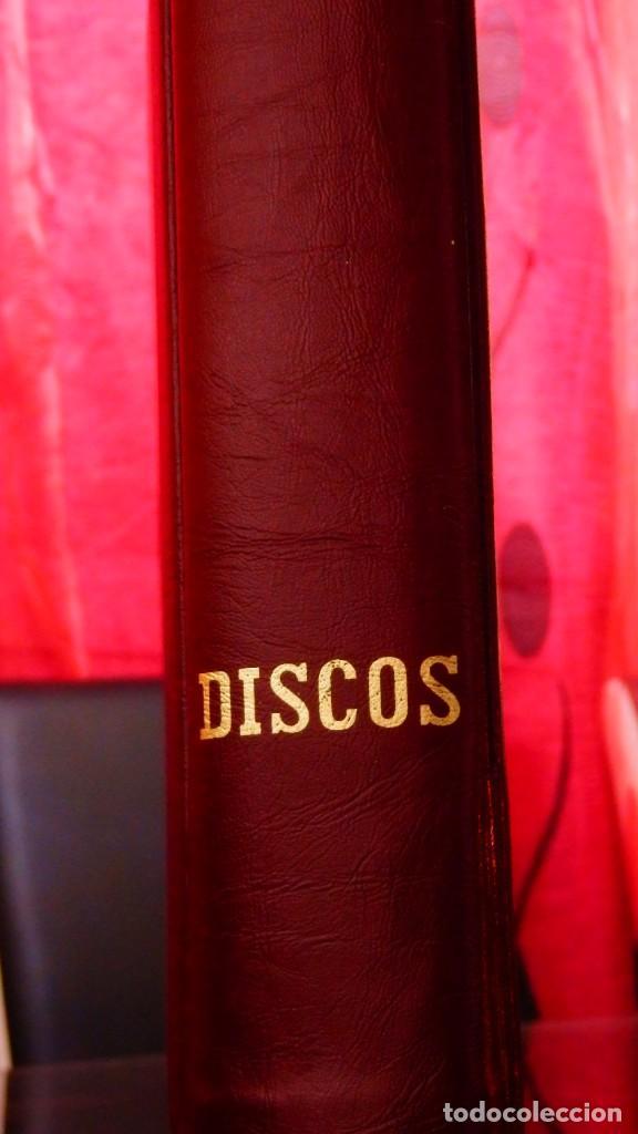 Música de colección: ESTUCHE PARA VINILOS LP AÑOS 60'S NUNCA USADO VINTAGE - Foto 6 - 140441118