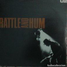 Música de colección: DISCO LP: U2 RATTLE AND HUM. Lote 140879425