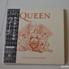 Música de colección: QUEEN - TALES FROM THE OTHER SIDE - CD EMI JAPON. Lote 144184014