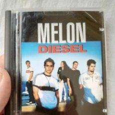 Música de colección: MELON DIESEL - LA CUESTA DE MISTER BOND - MINIDISC MINI-DISC - DESPRECINTADO USADO 1 VEZ. Lote 144225914