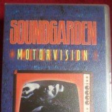 Música de colección: SOUNDGARDEN MOTORVISION. Lote 144312318