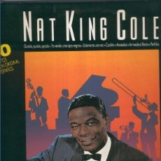 Música de colección: LP: NAT KING COLE COLLECTION. Lote 144849072