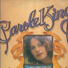 Música de colección: LP: CAROLE KING WRAP AROUND JOY. Lote 144849132