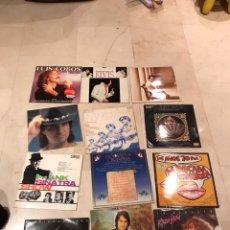 Música de colección: LOTE 12 VINILOS SURTIDOS. Lote 144988650