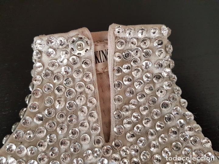 Música de colección: Guante original con cristales de Swarovski personalizado y usado por Michael Jackson - Foto 6 - 146059550