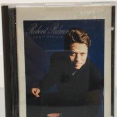 Música de colección: MINI DISC ROBERT PALMER / DON'T EXPLAIN. Lote 146089014