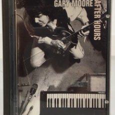 Música de colección: MINI DISC GARY MOORE / AFTER HOURS. Lote 146222565