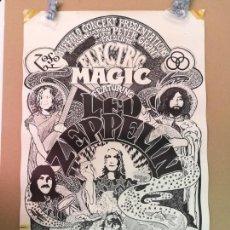 Música de colección: LED ZEPPELIN ELECTRIC MAGIC CONCERT 1971. Lote 146271590
