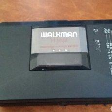 Música de colección: WALKMAN RADIO SONY. Lote 146365612