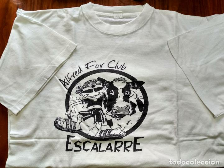 CAMISETA ESCALARRE DR MUSIC FESTIVAL (ALFRED FOR CLUB) (Música - Varios)