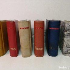 Música de colección: 6 FUNDAS DISCO AÑOS 60. Lote 147526210
