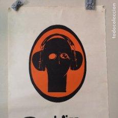 Música de colección: CARTEL REVOLUTION LLORET DE MAR CLUB-DISCOTHEQUE, 1970. Lote 147571134