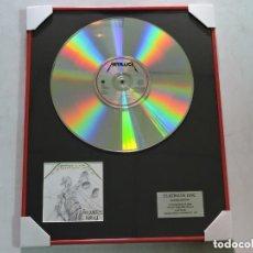 Música de colección: AC/DC - HIGHWAY TO HELL - DISCO DE PLATINO. Lote 147747306